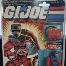 Figuras y Muñecos Gi Joe: BARBECUE FIRE FIGHTER GIJOE ORIGINAL. G.I.JOE. Lote 233050675