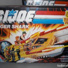 Figuras e Bonecos GI Joe: GI JOE TIGER SHARK, NUEVO A ESTRENAR, VERSIÓN ESPAÑOLA, SERIE 3, 1989 - GIJOE TIGER FORCE. Lote 233205615