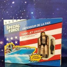 Figuras y Muñecos Gi Joe: SPECIAL FORCE - DEFENSEUR DE LA PAIX - GI JOE KNOCK OFF - NUEVO - IMPECABLE. Lote 233772945
