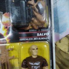 Figuras e Bonecos GI Joe: GIJOE SALVO. Lote 235303600