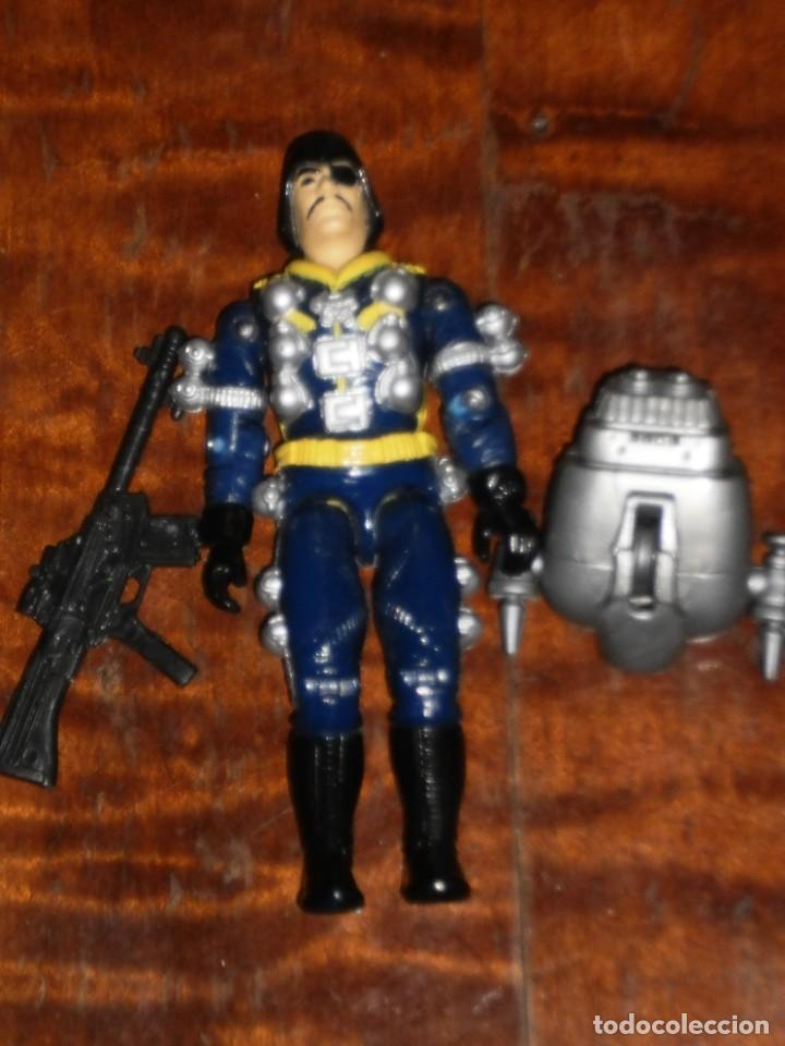 Figuras y Muñecos Gi Joe: Figura Gi Joe -Major Bludd / Piraña- 1991 Moc Spain Mip Gijoe G.i. Joe - Sky Patrol - Foto 3 - 235526230