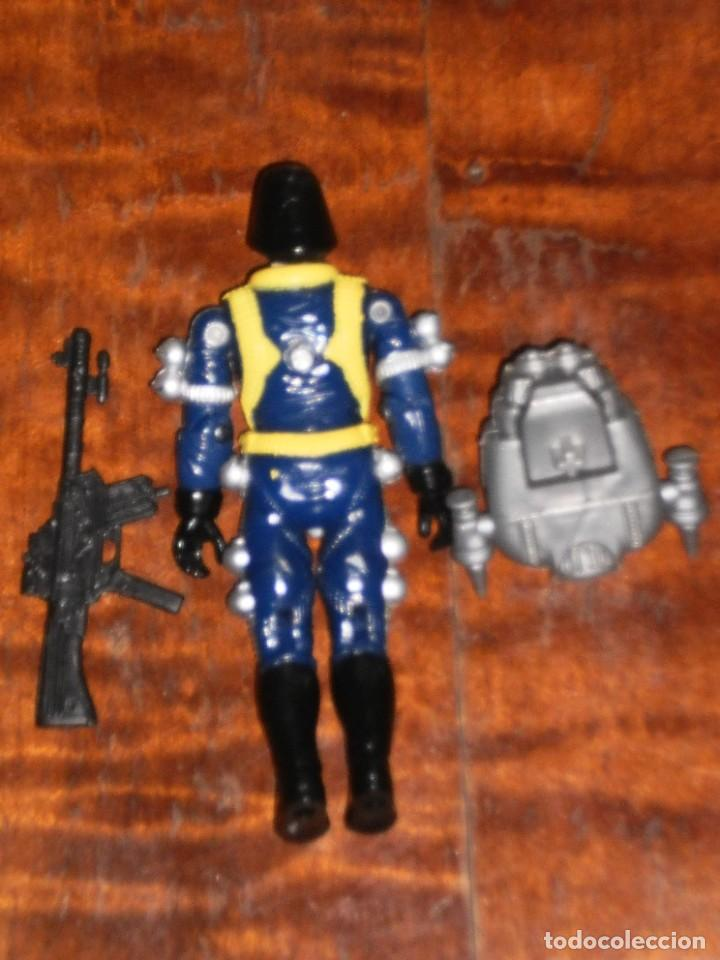 Figuras y Muñecos Gi Joe: Figura Gi Joe -Major Bludd / Piraña- 1991 Moc Spain Mip Gijoe G.i. Joe - Sky Patrol - Foto 4 - 235526230