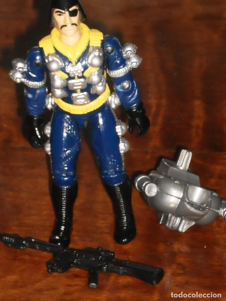 Figuras y Muñecos Gi Joe: Figura Gi Joe -Major Bludd / Piraña- 1991 Moc Spain Mip Gijoe G.i. Joe - Sky Patrol - Foto 5 - 235526230