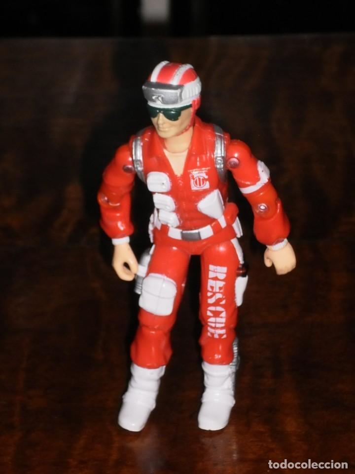 Figuras y Muñecos Gi Joe: GI JOE LIFELINE / DOC - 1986. RESCUE TROOPER. HASBRO - Foto 2 - 235537745