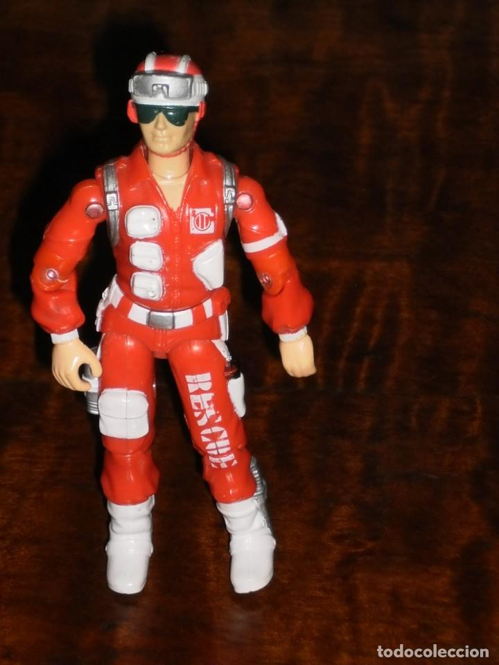 Figuras y Muñecos Gi Joe: GI JOE LIFELINE / DOC - 1986. RESCUE TROOPER. HASBRO - Foto 3 - 235537745