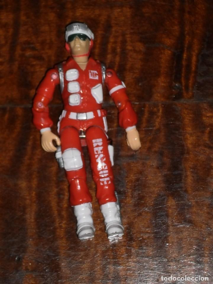 Figuras y Muñecos Gi Joe: GI JOE LIFELINE / DOC - 1986. RESCUE TROOPER. HASBRO - Foto 6 - 235537745