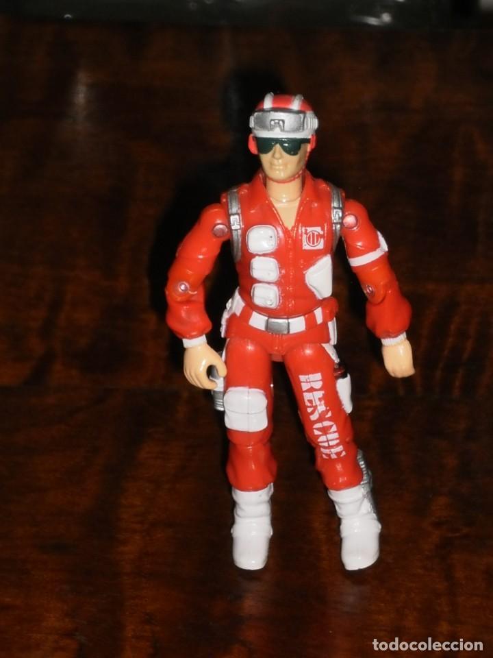 Figuras y Muñecos Gi Joe: GI JOE LIFELINE / DOC - 1986. RESCUE TROOPER. HASBRO - Foto 8 - 235537745