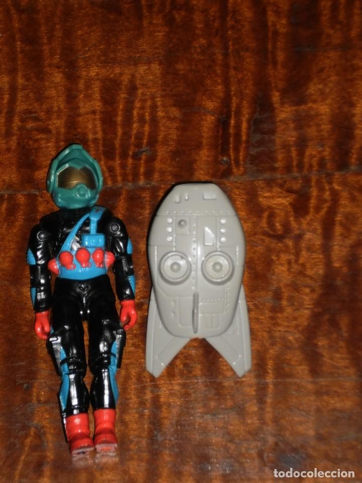 Figuras y Muñecos Gi Joe: FIGURA GIJOE - T.A.R.G.A.T - GI JOE DE HASBRO 1989 - Foto 6 - 235545520
