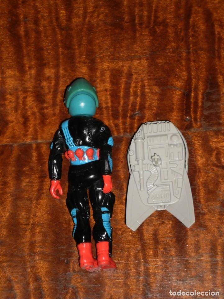 Figuras y Muñecos Gi Joe: FIGURA GIJOE - T.A.R.G.A.T - GI JOE DE HASBRO 1989 - Foto 7 - 235545520