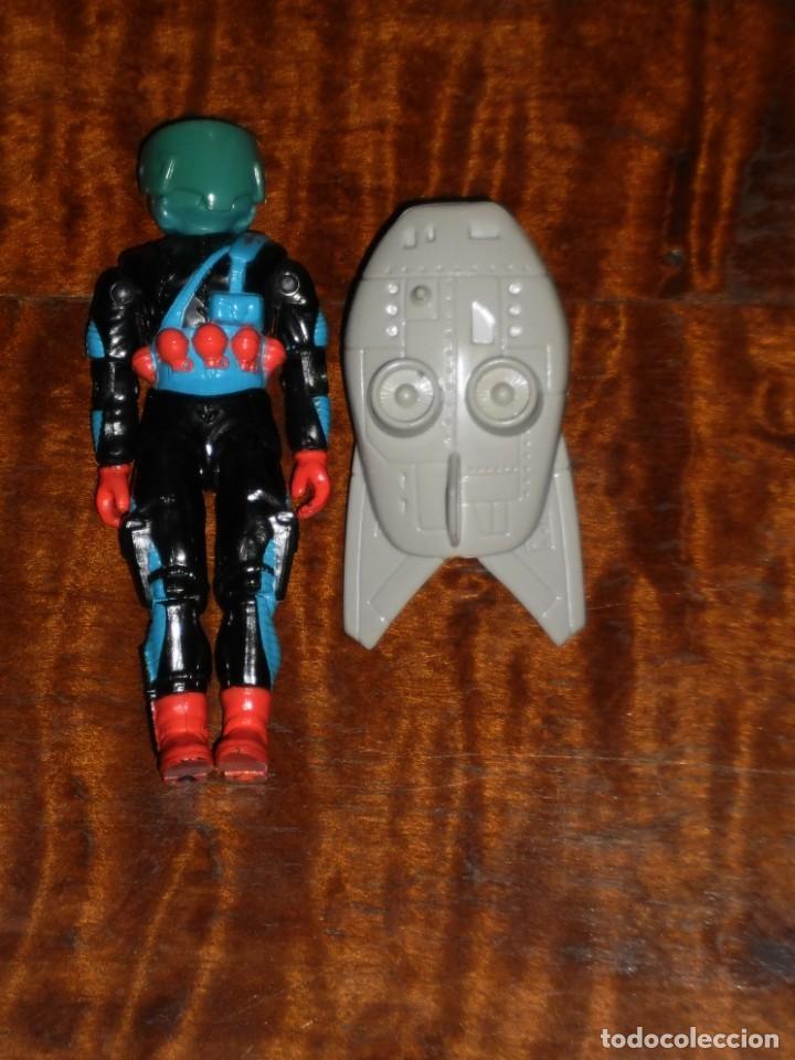 Figuras y Muñecos Gi Joe: FIGURA GIJOE - T.A.R.G.A.T - GI JOE DE HASBRO 1989 - Foto 8 - 235545520