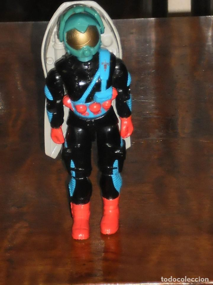 Figuras y Muñecos Gi Joe: FIGURA GIJOE - T.A.R.G.A.T - GI JOE DE HASBRO 1989 - Foto 9 - 235545520