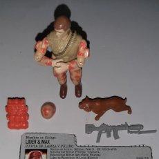 Figuras y Muñecos Gi Joe: GI JOE LIDER & MAX. ORIGINAL V1. Lote 236033880