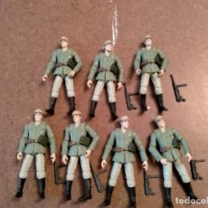 Figuras e Bonecos GI Joe: LOTE 2 DE 7 AFRICA KORPS 1/18 INDIANA JONES/ GI JOE / ULTIMATE SOLDIER. Lote 236155695
