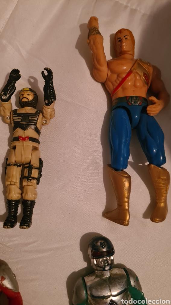 Figuras y Muñecos Gi Joe: lote de muleco del 1988 al 1993 - Foto 2 - 236945815