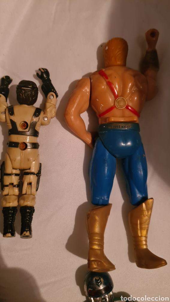 Figuras y Muñecos Gi Joe: lote de muleco del 1988 al 1993 - Foto 3 - 236945815