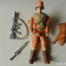 Figurines et Jouets Gi Joe: G.I. JOE SERIE 7 VII SPEARHEAD & MAX GI JOE HASBRO GIJOE 1988 LÍDER PUNTA DE LANZA. Lote 237356595