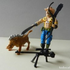 Figurines et Jouets Gi Joe: G.I. JOE SERIE 8 VIII GNAWGAHYDE DREADNOK POACHER GI JOE HASBRO GIJOE 1989. Lote 237374210