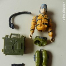 Figuras y Muñecos Gi Joe: G.I. JOE SERIE 7 VII TIGER FORCE LIFELINE MEDIC GI JOE HASBRO GIJOE 1988. Lote 237386940