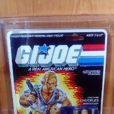 Figuras y Muñecos Gi Joe: BLISTER USA GI JOE CHUCKLES 1987, MOC NUEVO A ESTRENAR - GIJOE. Lote 240076125