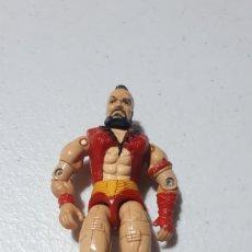 Figuras y Muñecos Gi Joe: FIGURA GIJOE GI JOE STREET FIGHTER ZANGIEF HASBRO 1991. Lote 241941740