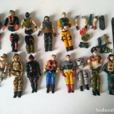 Figuras y Muñecos Gi Joe: GI JOE GRAN LOTE. VINTAGE COBRA - BY HASBRO. Lote 241943500
