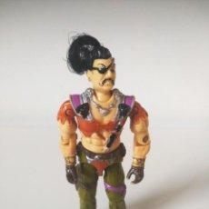 Figuras y Muñecos Gi Joe: GI JOE ZANZIBAR (V1) 1987_GIJOE COBRA HASBRO. Lote 242201185