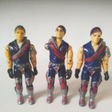 Figuras y Muñecos Gi Joe: GI JOE TOMAX Y XAMOT (V1) 1985_GIJOE COBRA HASBRO. Lote 242211810