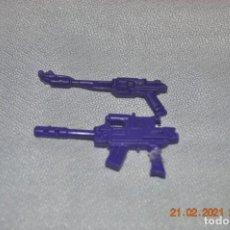 Figuras y Muñecos Gi Joe: GI JOE ARMAS COLOR LILA. Lote 243918180