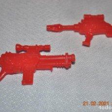Figuras y Muñecos Gi Joe: GI JOE ARMAS COLOR ROJO. Lote 243919075