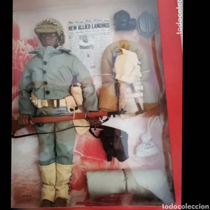 Figuras y Muñecos Gi Joe: figura gi joe vintage classic collection . - Foto 2 - 247749605