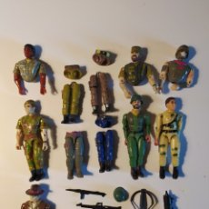 Figuras y Muñecos Gi Joe: LOTE THE CORPS LANARD 1986. Lote 252902770