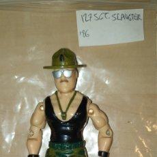 Figuras e Bonecos GI Joe: GI JOE SGT. SLAUGHTER 1986. Lote 253091165