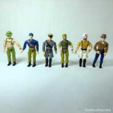 Figuras y Muñecos Gi Joe: LOTE 6 FIGURAS LANARD - AÑO 1986- GI JOE - CORPS. Lote 253146535