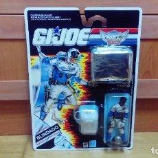 Figuras y Muñecos Gi Joe: BLISTER ESPAÑOL GI JOE SKY PATROL STATIC, 1990, NUEVO A ESTRENAR - GIJOE. Lote 253746195