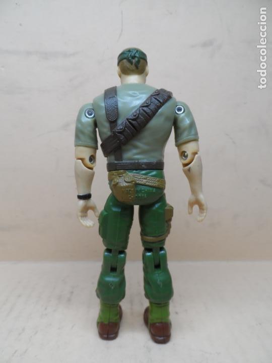 Figuras y Muñecos Gi Joe: GIJOE COMMANDO SGT. SAVAGE V1 1995 HASBRO - Foto 2 - 254409370