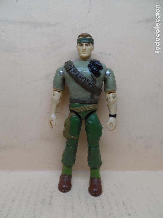 GIJOE COMMANDO SGT. SAVAGE V1 1995 HASBRO (Juguetes - Figuras de Acción - GI Joe)