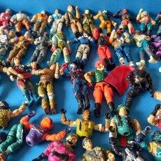 Figuras y Muñecos Gi Joe: BRUTAL FIGURAS GIJOE GI JOE TARGETAS DE REGALO Y ALGUNO DE EXIN. Lote 254534760