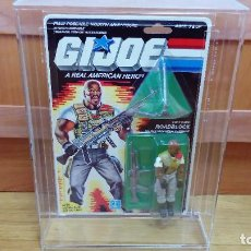 Figuras y Muñecos Gi Joe: BLISTER USA GI JOE ROADBLOCK V2 1986, MOC NUEVO A ESTRENAR - GIJOE. Lote 257735340
