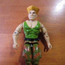 Figuras e Bonecos GI Joe: FIGURA STREET FIGHTER GI JOE GUILE HASBRO 1993. Lote 261221050