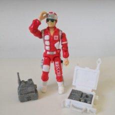 Figuras y Muñecos Gi Joe: GI JOE LIFELINE (V1) 1986 GIJOE COBRA - HASBRO. Lote 263763870