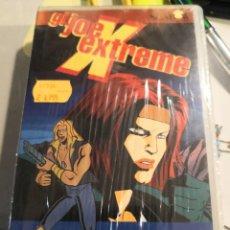 Figuras y Muñecos Gi Joe: VHS GI-JOE EXTREME. LAS VACACIONES DE HARPON.. PRECINTADA. Lote 264447139