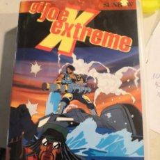 Figuras y Muñecos Gi Joe: VHS GI-JOE EXTREME. EL REGRESO DEL GUERRERO .. PRECINTADA. Lote 264447739