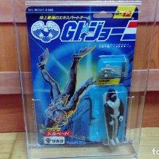 Figuras y Muñecos Gi Joe: BLISTER GI JOE TORPEDO 1986 JAPÓN MOC, NUEVO A ESTRENAR - SEAL TAKARA JAPAN GIJOE. Lote 265448579