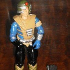 Figuras y Muñecos Gi Joe: FIGURA GI JOE - KNOCKDOWN SKYWEEPER - 1987 HASBRO - COMPLETA. Lote 265774394