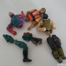 Figuras y Muñecos Gi Joe: LOTE DE GIJOE PARA RESTAURAR O COMPLETAR. Lote 267083139