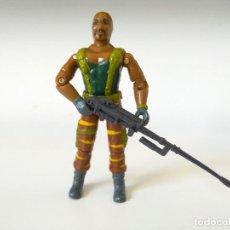Figuras y Muñecos Gi Joe: GI JOE ROADBLOCK (V3) 1988 TIGER FORCE HASBRO GIJOE COBRA. Lote 268893054