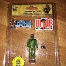 Figuras y Muñecos Gi Joe: MINI MUÑECO GIJOE - WORLD'S SMALLEST. Lote 269358423