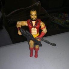 Figuras y Muñecos Gi Joe: ZANGIEF FIGURA DE ACCION GI JOE STREET FIGHTER. Lote 271654863