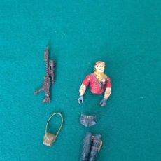 Figuras y Muñecos Gi Joe: FIGURA GIJOE GI JOE TUNNEL RAT TIGER FORCE EXCLUSIVO PARA EUROPA RARA FIGURA,MUY BUSCADA,EXCLUSIVA. Lote 275866568