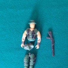 Figuras y Muñecos Gi Joe: GIJOE GI JOE MUSKRAT SWAMP FIGHTER HASBRO 1989. Lote 275867623